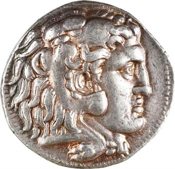 Macédoine, Alexandre le Grand, tétradrachme, Babylone, c.317-311 av. J.-C