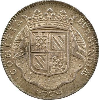 Bourgogne, Claude Vitte, élu des États de Bourgogne, 1710