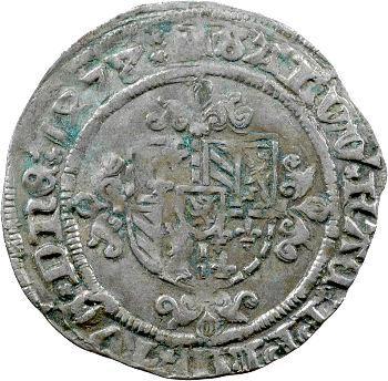 Flandre (comté de), Marie de Bourgogne, double briquet, 1478 Bruges