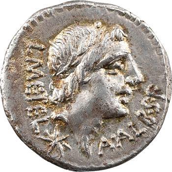 Caecilia, denier, Rome, c.96 av. J.-C.