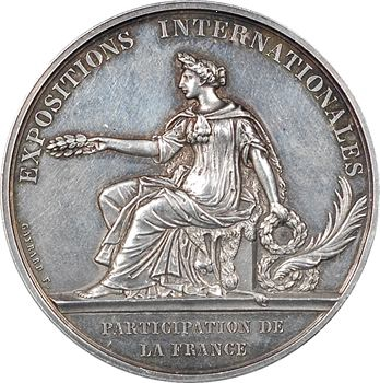 IIIe République, participation de la France aux Expositions Internationales (Londres), 1874 Paris
