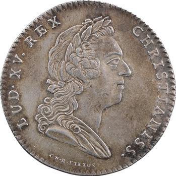 Louis XV, Compagnie d'Assurances Générales, 1754 Paris