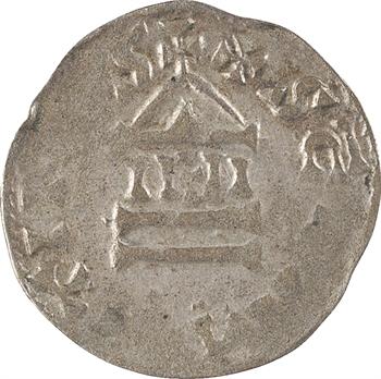 Tours (abbaye de St-Martin de), denier, fin Xe-début XIe s.