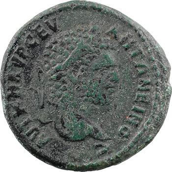 Thrace, Hadrianopolis, Caracalla, moyen bronze AE 27, 198-217