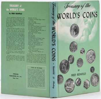 Reinfeld (F.), Treasury of the World's Coins, New York 1955