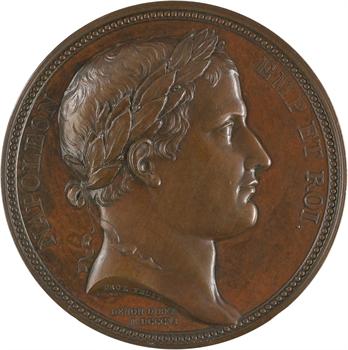 Premier Empire, séjour de Napoléon à l'île d'Elbe, 1814-1815 Paris
