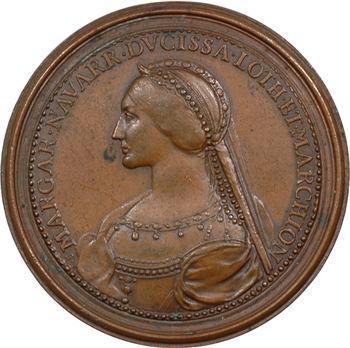 Lorraine : Ferry III (1251-1303) et Marguerite de Navarre, par Saint-Urbain, s.d