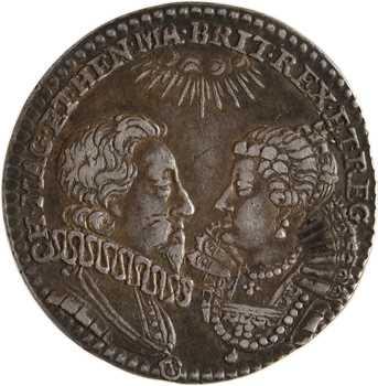 Henriette de France, mariage avec Charles Ier d'Angleterre, 1625 Paris