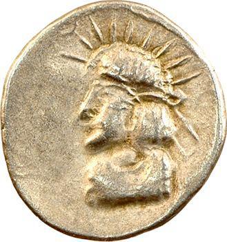 Royaume Perse, Ardaxshir III, drachme, c.Ier-IIe s.