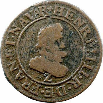 Henri IV, double tournois du Dauphiné au différent de Grenoble, 1608 Lyon