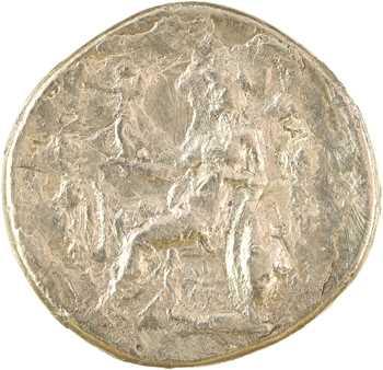 Thrace, Lysimaque, tétradrachme, Lampsaque, 323-281 av. J.-C