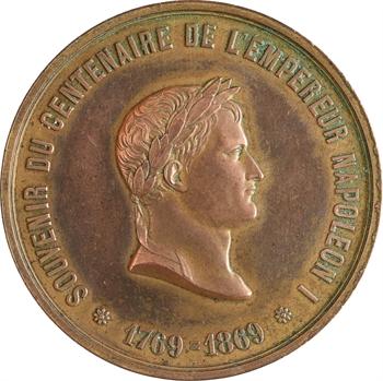 Second Empire, centenaire de la naissance de l'Empereur, 1769-1869 Paris