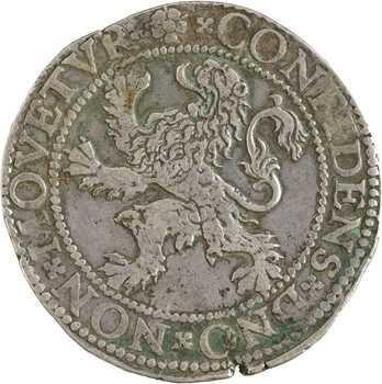 Pays-Bas, Hollande, écu au lion (daalder), 1589 Dordrecht