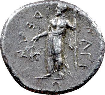 Cilicie, Nagidos, statère, 370-350 av. J.-C.