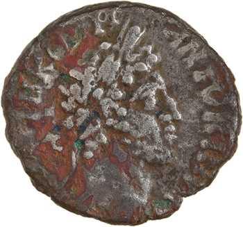 Égypte, Commode, tétradrachme, Alexandrie, An 21