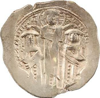 Andronicus II et Michel IX, hyperpyron scyphate, Constantinople, 1295-1320