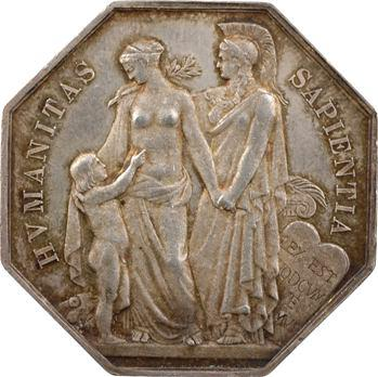 IIIe République, Association de prévoyance du notariat, 1870 (1879) Paris