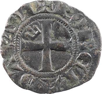 Mehun-sur-Yèvre (seigneurie de), Robert III, denier, s.d. (1298-1315) Mehun-sur-Yèvre
