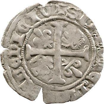 Bourgogne (duché de), Jean sans Peur, grand blanc, atelier indéterminé