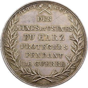 Premier Empire, les mines du Harz protégées par l'armée d'Hanovre, 1804