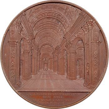 Vatican, la basilique Saint Pierre à Rome, par Wiener, s.d