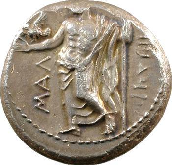 Cilicie, Tiribaze, statère, Mallos, c.386-380 av. J.-C
