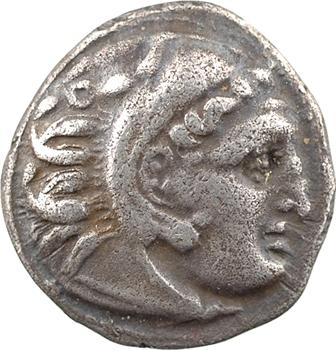 Macédoine, Alexandre le Grand, drachme, Colophon, c.319-310 av. J.-C.