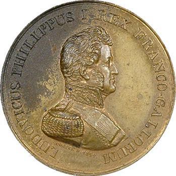 Louis-Philippe Ier, par Schreck, 1842 Allemagne ?