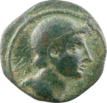 Trévires, bronze GERMANVS INDVTILLI, c.10 av. J.-C