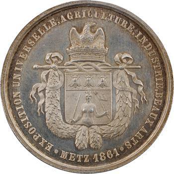 Second Empire, Exposition Universelle de Metz, 1861 Paris