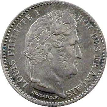 Louis-Philippe Ier, 25 centimes, 1846 Paris