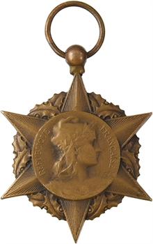 IIIe République, médaille d'honneur des Assurances Sociales, par Rivet, s.d