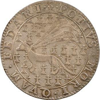Bretagne (États de), jeton à l'hermine, s.d. (1651)