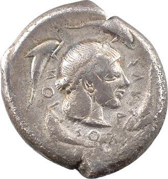 Sicile, Syracuse, sous Gélon, tétradrachme, 485-480 av. J.-C.