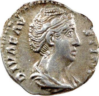 Divine Faustine, denier, Rome, après 141