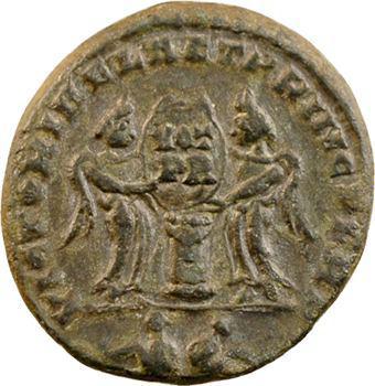 Crispus, nummus, Lyon, 319-320