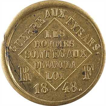 IIe République, Louis-Napoléon Bonaparte candidat à la Présidence, 1848 Paris