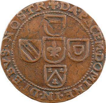 Pays-Bas méridionaux, Flandre, États de Lille, Philippe IV, 1642 Bruges