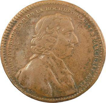Berry, Bourges, F.-J. de Roye de la Rochefoucault, évêque, 1729 Paris
