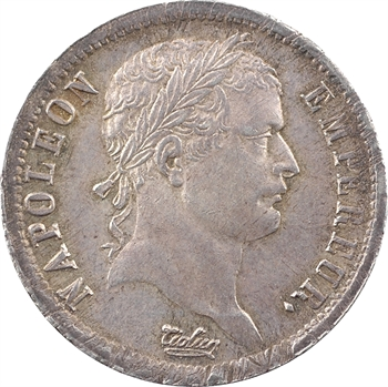 Premier Empire, 2 francs Empire, 1813 Limoges