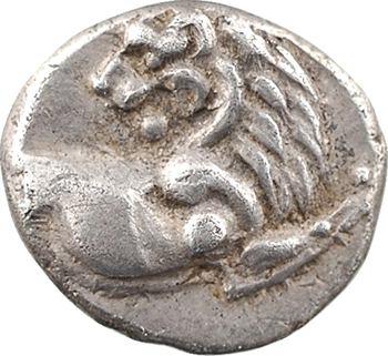 Thrace, Chersonèse, hémidrachme, c.400-350 av. J.-C.