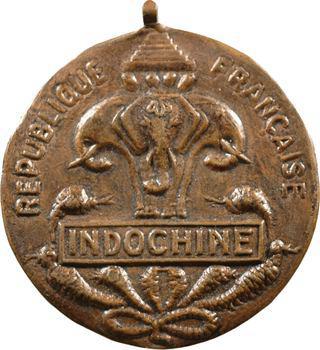 Indochine, médaille du corps expéditionnaire d'Extrême-Orient, s.d