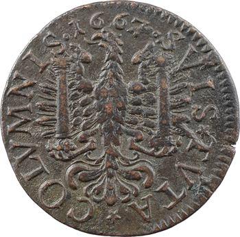 Besançon, Charles-Adolphe ou Louis Guillemin, 1667