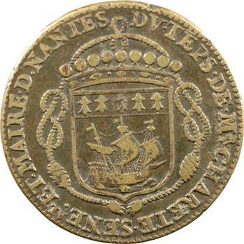 Bretagne, Nantes (mairie de), Jean Charete, maire, 1650