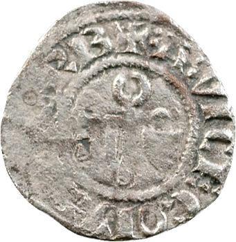 Languedoc, Narbonne (vicomté-archevêché de), Aimeri VI et Gilles Aycelin, denier