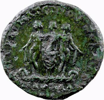 Commode, moyen bronze, Pautalia, 180-191