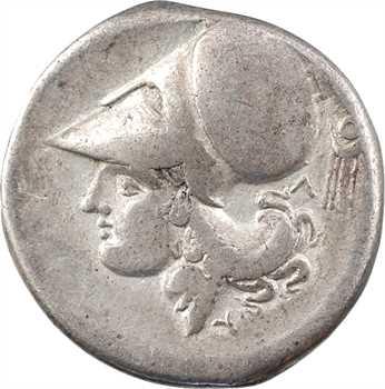 Acarnanie, Thyrrheion, statère, c.320-280 av. J.-C.
