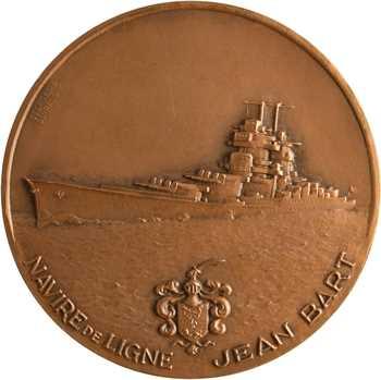 Guiraud (G.) : le navire de ligne Jean Bart, s.d. Paris