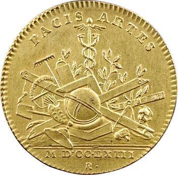 Pays-Bas méridionaux, Charles-Alexandre de Lorraine, étrennes pour 1764