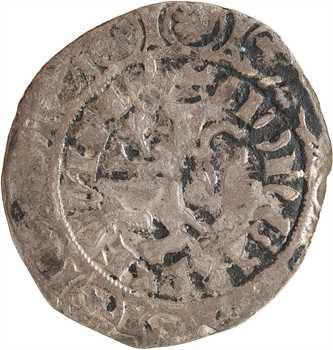 Cambrai (évêché de), Pierre IV d'André, gros au lion dit Compagnon, s.d. (1349-1368)